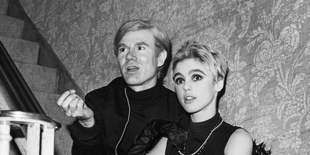 relationship between andy warhol and edie sedgwick