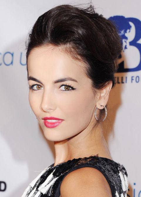 Camilla Belle lipstick