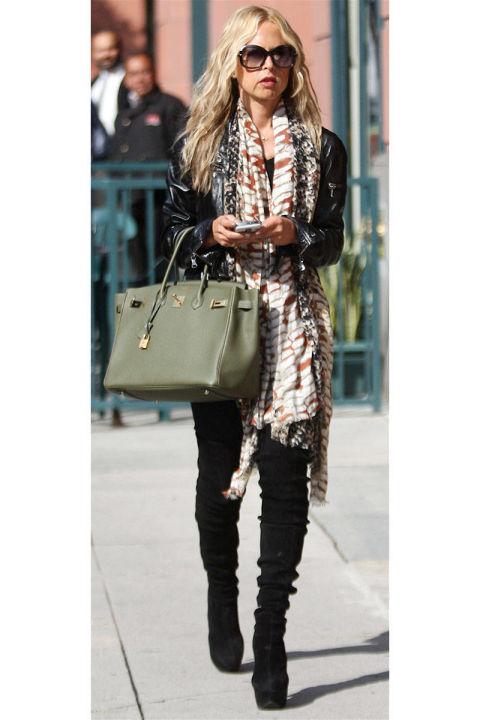hermes totes - theLIST: Hermes Birkin Bags - Celebrities with Birkin Bags