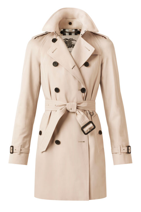Best Trenches For Spring Classic Trench Coat Styles