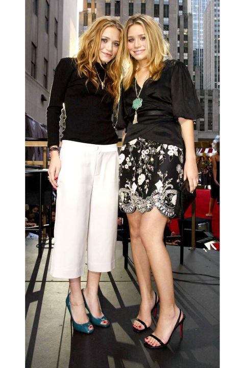 Mary Kate And Ashley Olsen Style Mary Kate And Ashley Olsen Fashion
