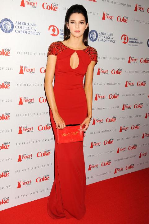 Kendall Jenner Red Carpet Style - Kim Kardashianu0026#39;s Sister Kendall Jenner Style