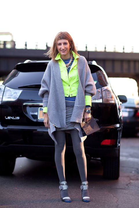 Fall 2012 Street Style Photos - Street Style Trend Report ...