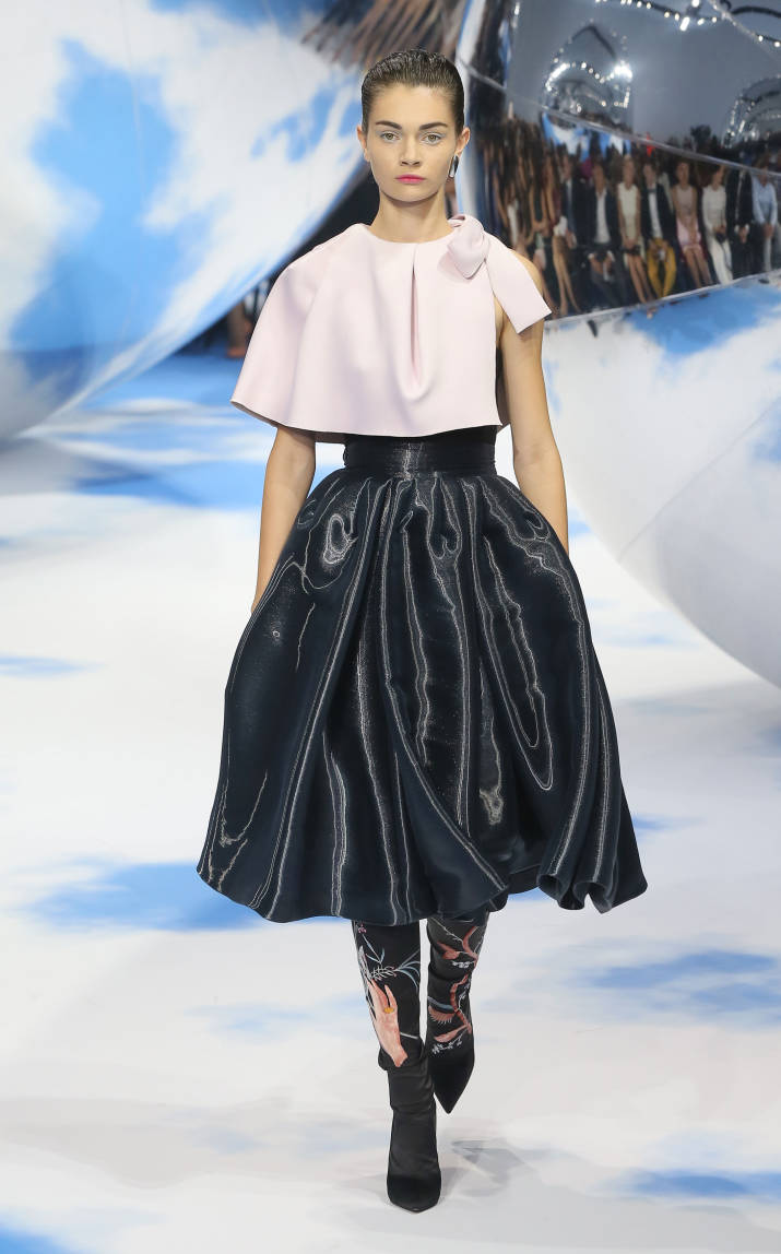 #theLIST: Fall 2013 Full Skirt Trend