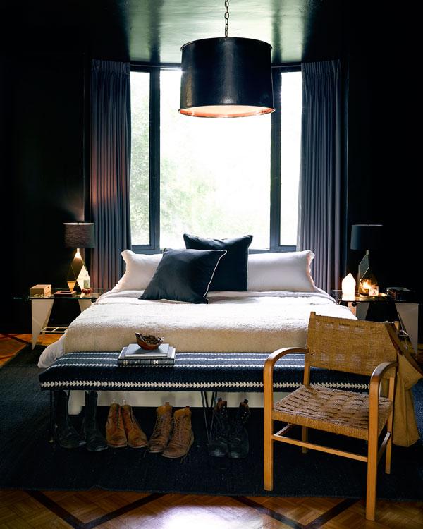 Masculine Bedroom Paint Colors Bedroom Vanity Ideas Bedroom Color Ideas With Brown Furniture Bedroom Interior Design Trends 2016: Nate Berkus' Los Angeles House