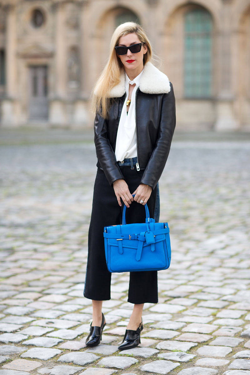 Street Style Paris Fashion Week Fall 2014 Paris Fashion Week Fall Street Style