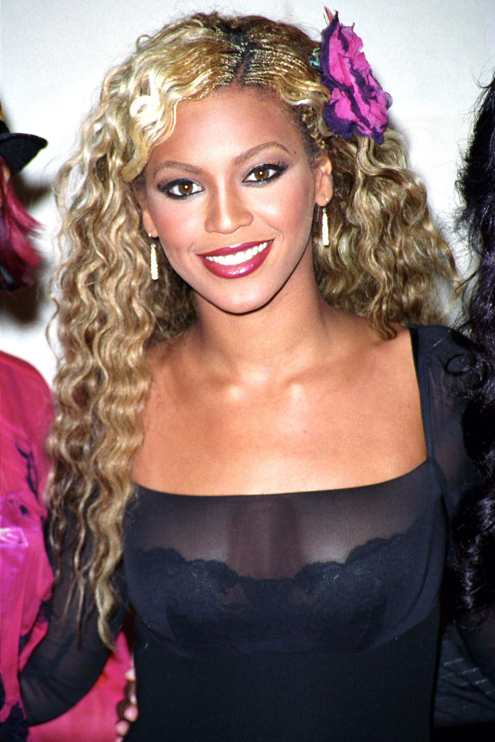 Pleasant 40 Beyonce Hairstyles Beyonce39S Real Hair Long Hair And Short Short Hairstyles For Black Women Fulllsitofus