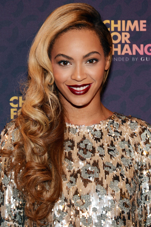 Brilliant 40 Beyonce Hairstyles Beyonce39S Real Hair Long Hair And Short Short Hairstyles Gunalazisus