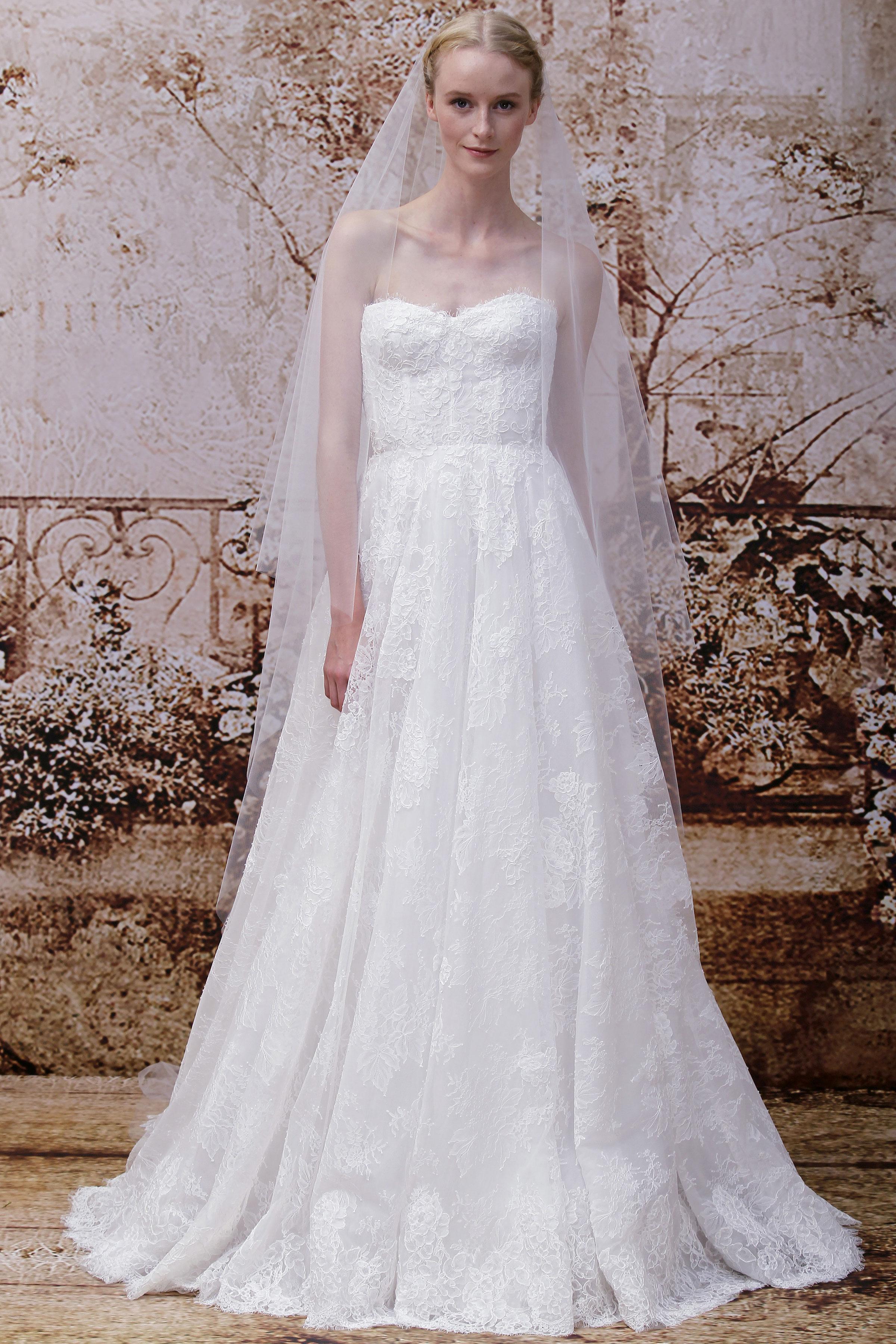 37 Designer Wedding Dresses for Fall 2014 - Couture Wedding Dress ...