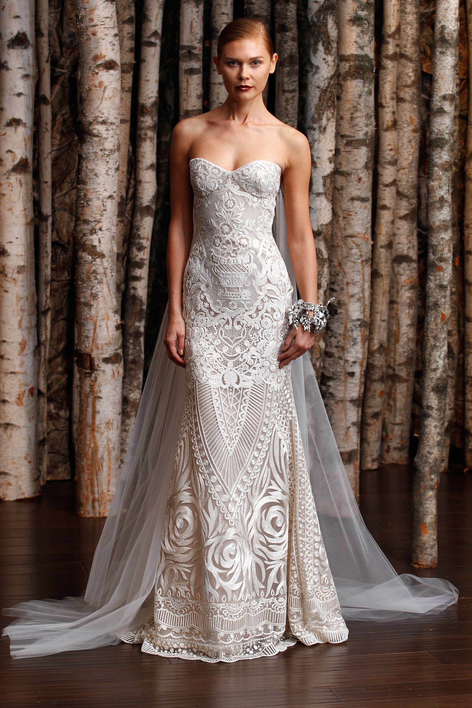50  Spring 2015 Designer Wedding Dresses - Couture Wedding Dress ...