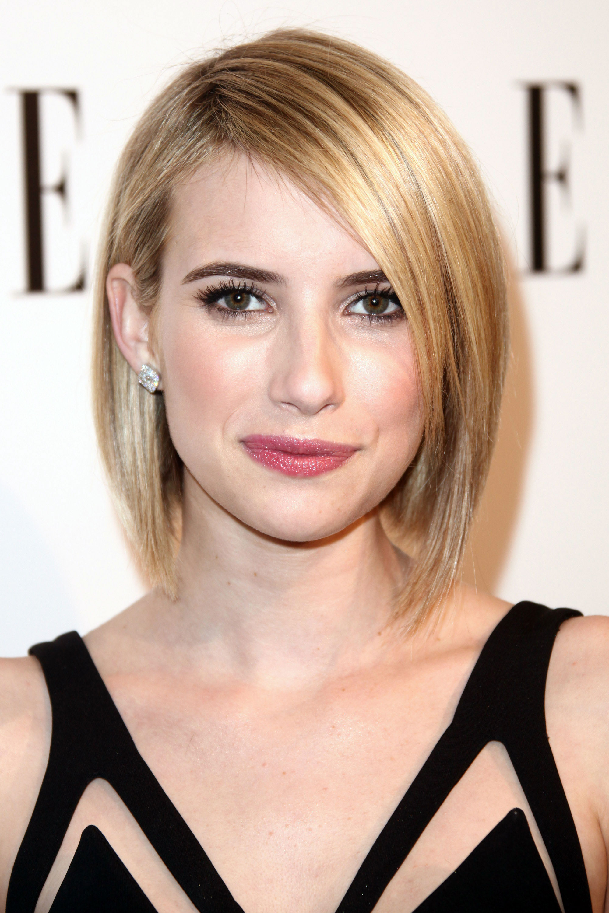 Swell 37 Cute Bob And Lob Haircuts 2017 Best Celebrity Long Bob Hairstyles Hairstyles For Women Draintrainus