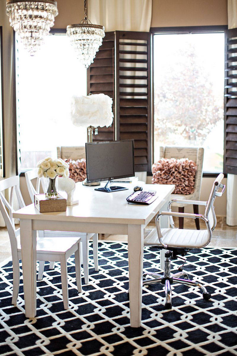 10 inspiring home offices working from home office chic office decor