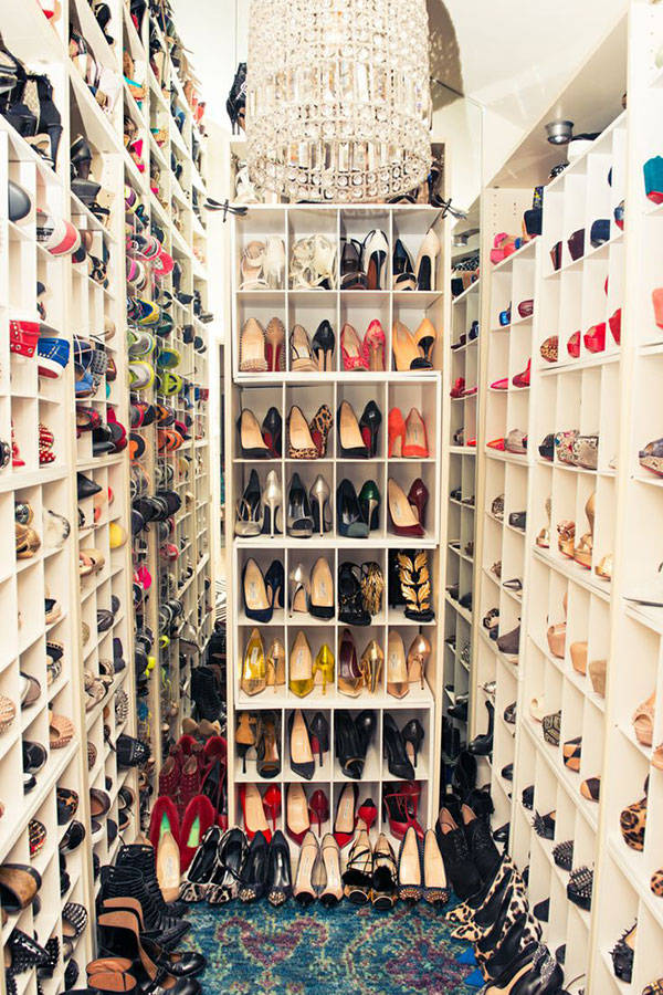 Best walk in closets fashion closets for Best walk in closet