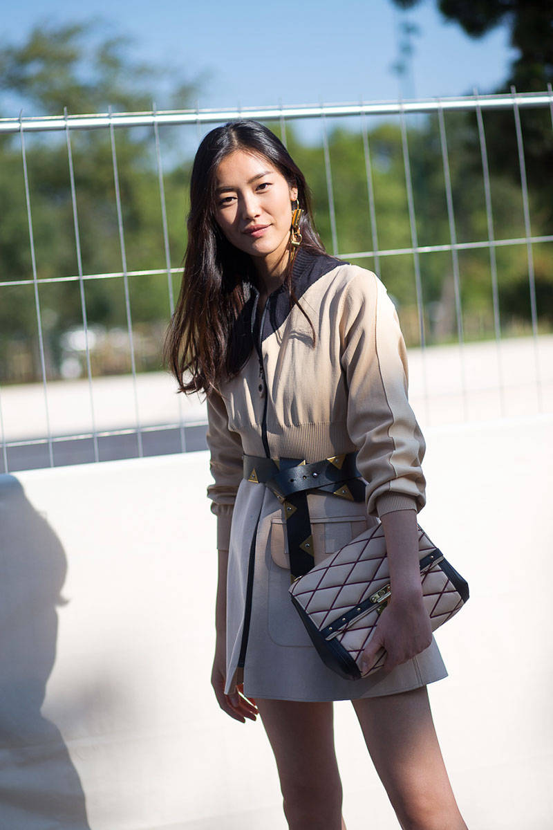 Paris Street Style Spring 2015 Best Street Style Paris Fashion Week