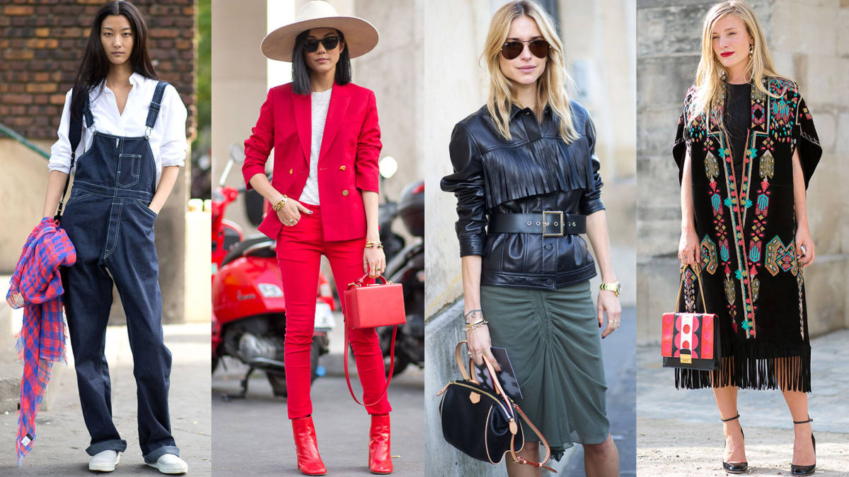 Street Style Trends Fashion Week Spring 2015 Street