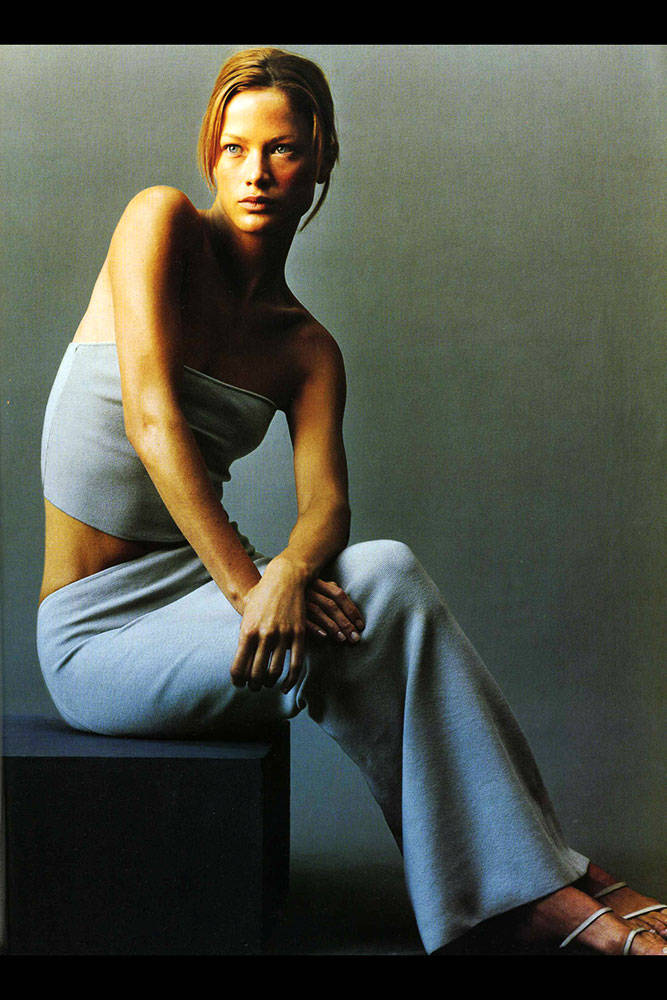 Fashion Editorials from the 1990s