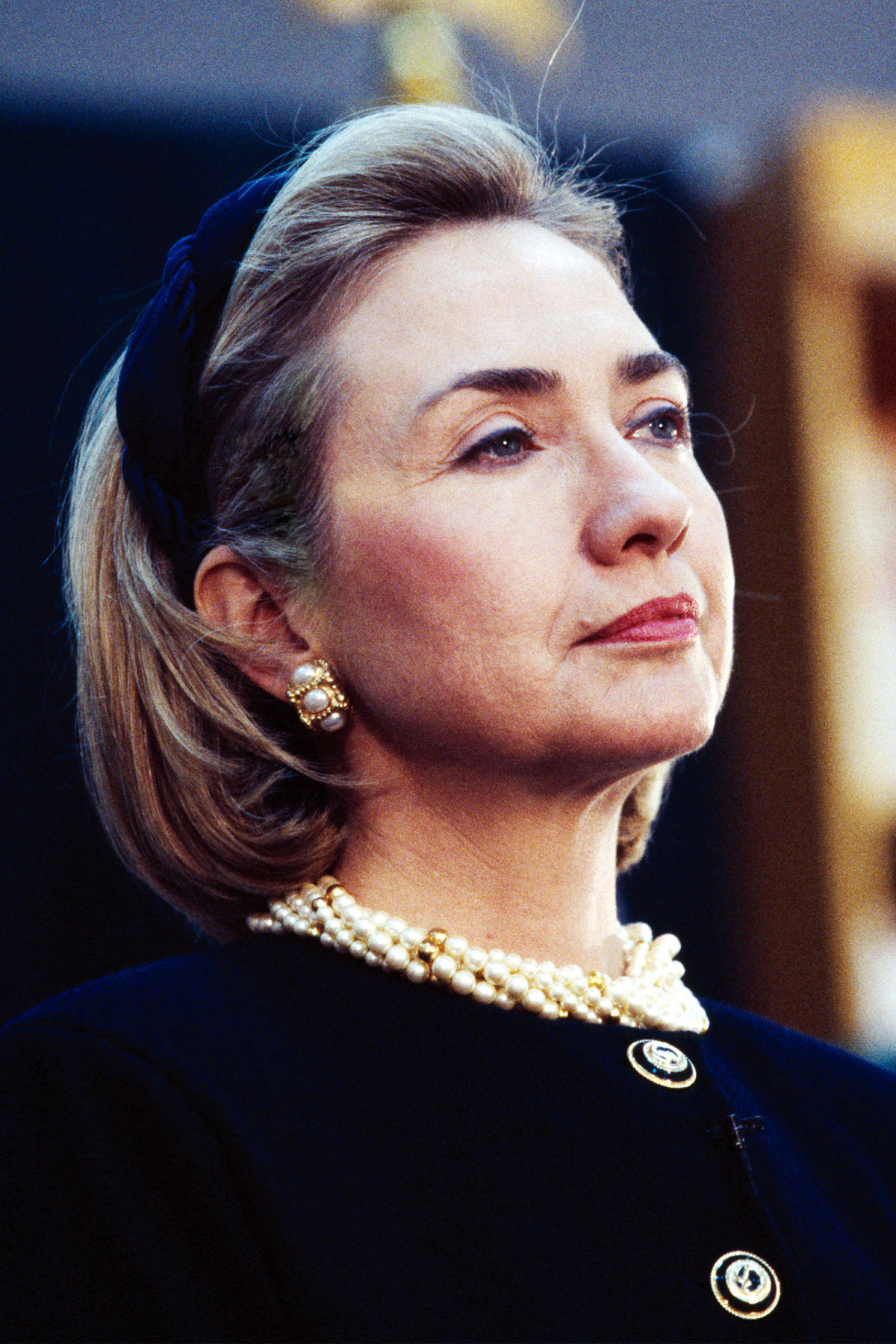 Hillary Clinton's Best Headband and Hair Moments