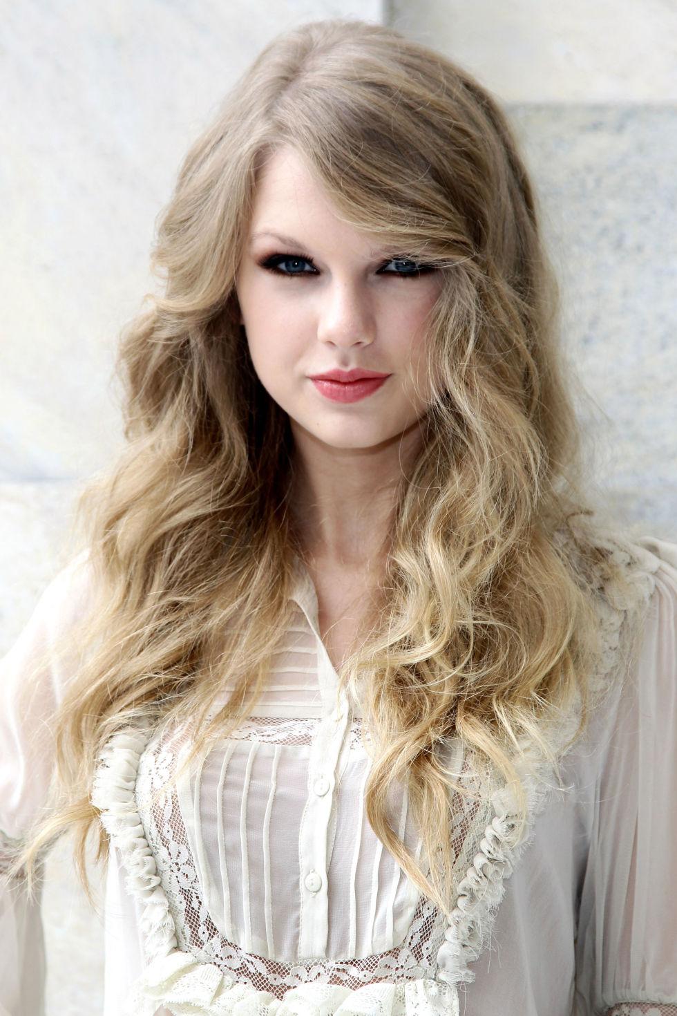 Coisitas E Coisinhas Cabelo Taylor Swift