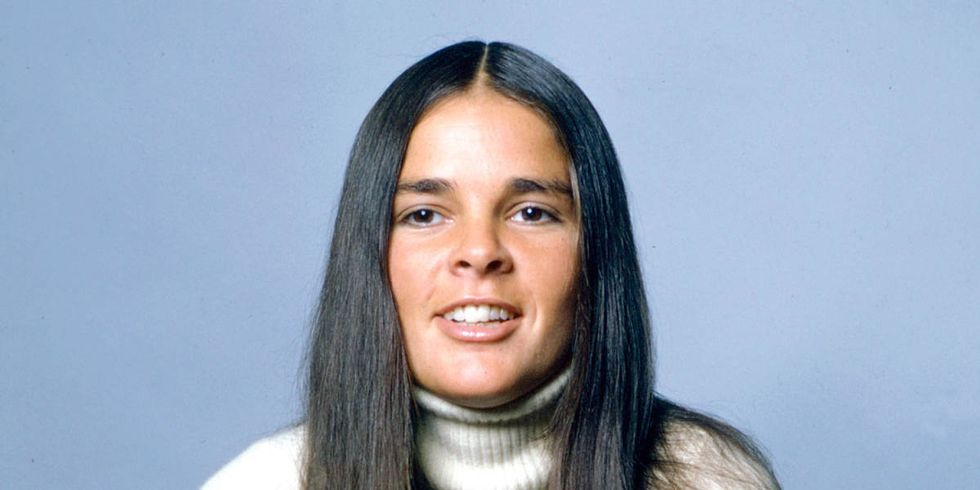 ali macgraw height