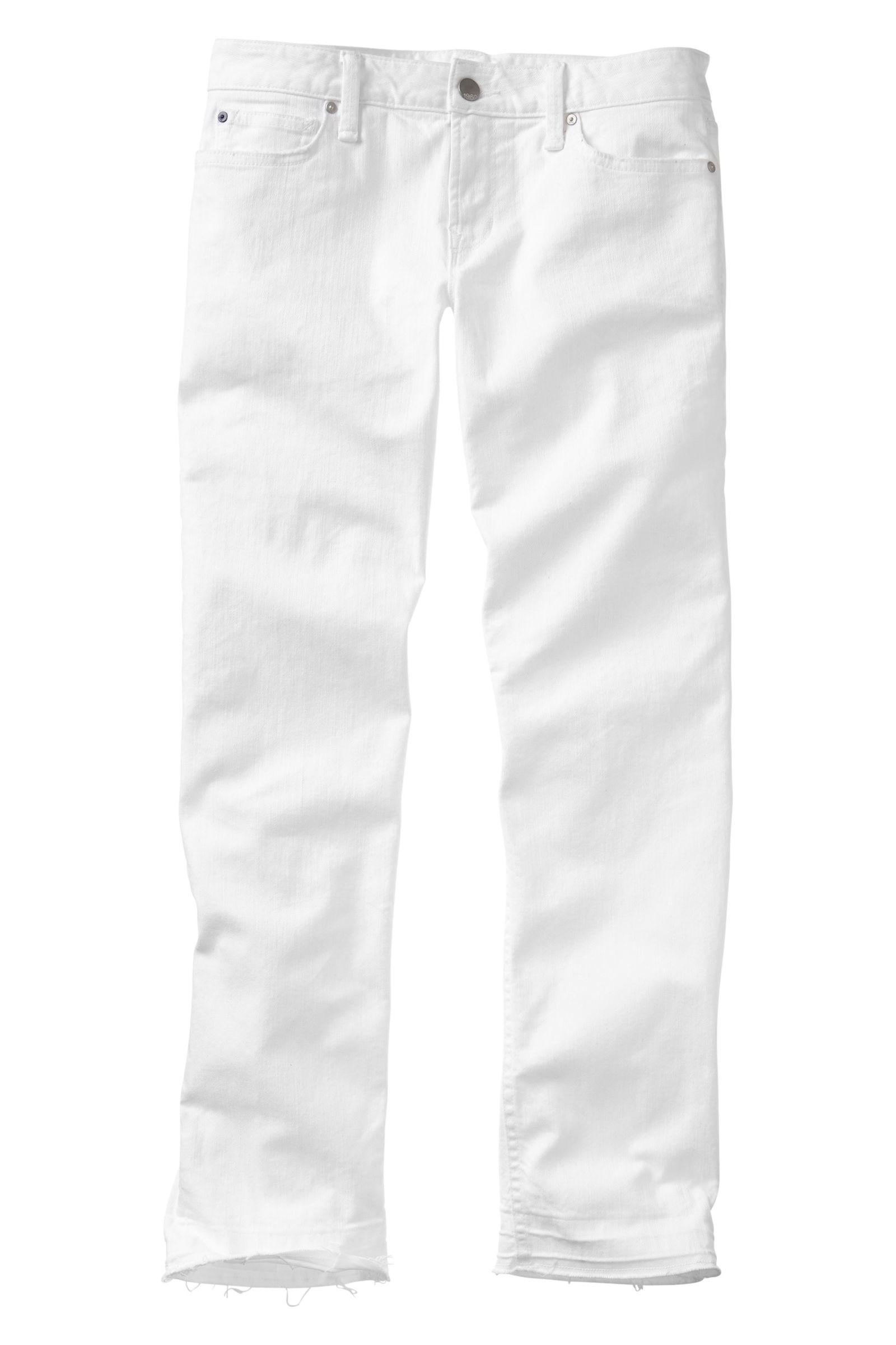 White Denim - Best White Jeans