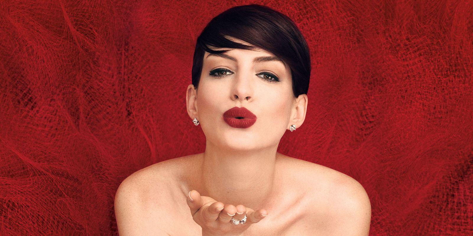 Anne Hathaway Fashion ...
