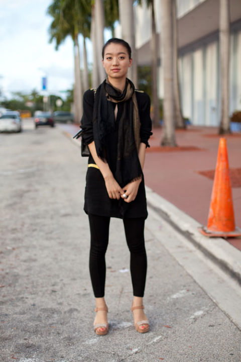 Miami Art Basel 2012 Street Style Miami Street Style Photos