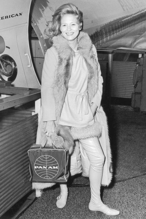 Faye Dunaway, 1967