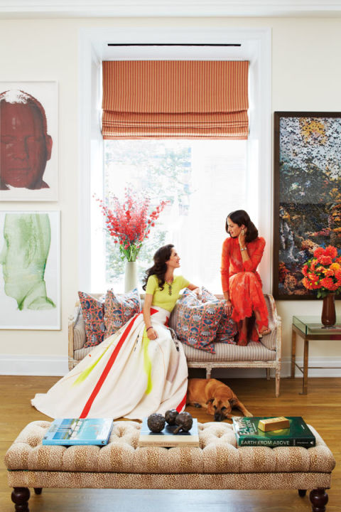 The Herrera Family Manhattan Home Pictures Of The