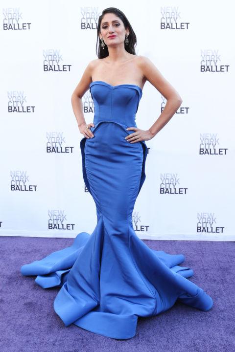 NYC Ballet Fall 2014 Gala - Sarah Jessica Parker and ...