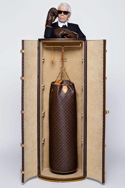 Louis Vuitton Karl Lagerfeld