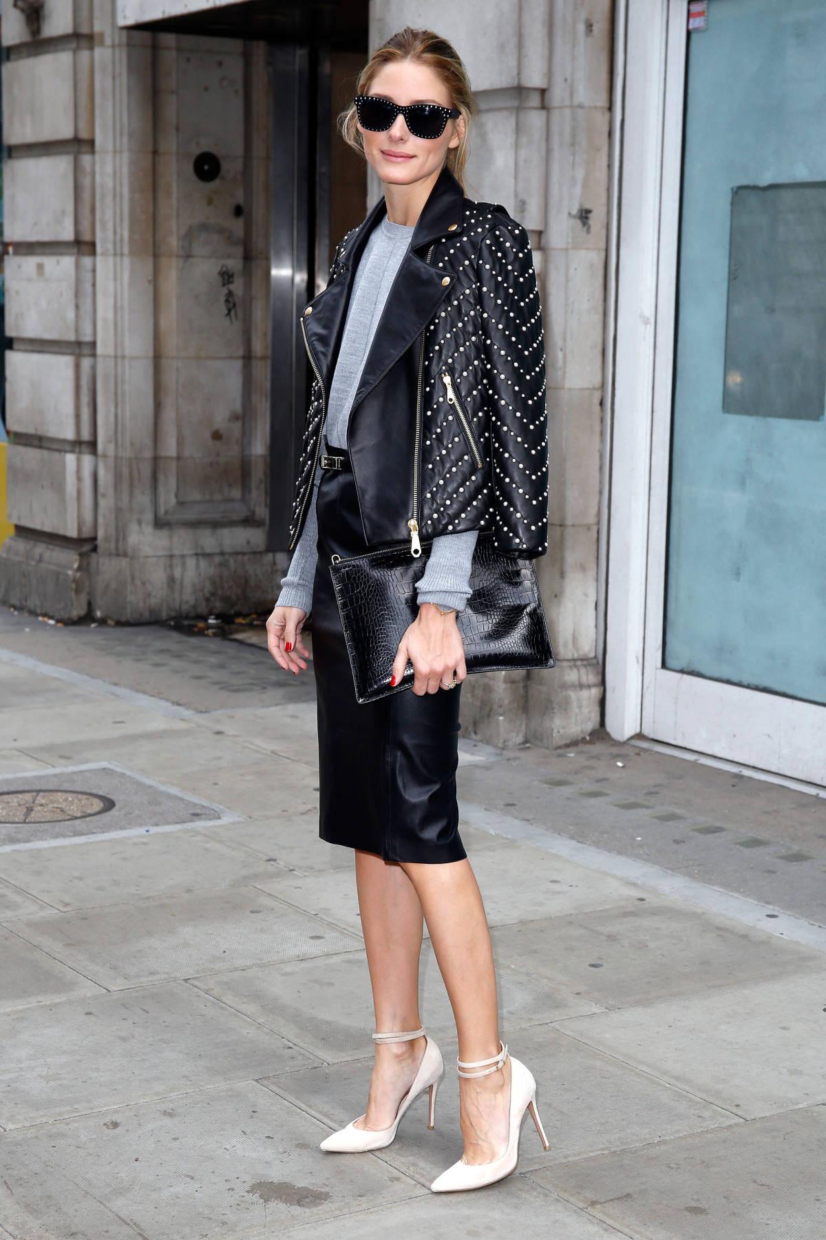 Olivia Palermo Style London Fashion Week Street Style