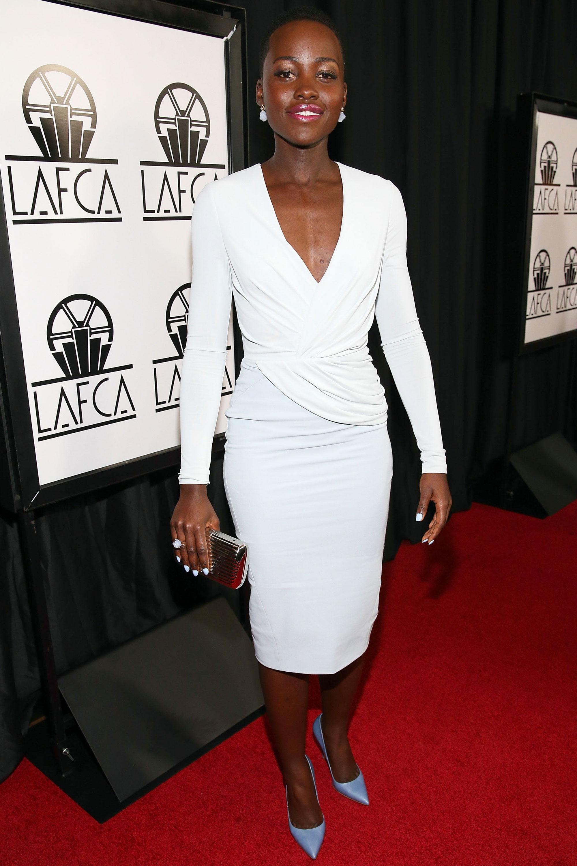 Little White Dresses 2014 - The Best Celebrity White Dresses