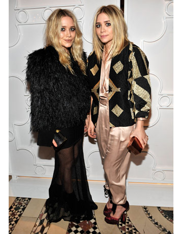 Olsen Twin Style Mary Kate Olsen And Ashley Olsen Red Carpet Pictures