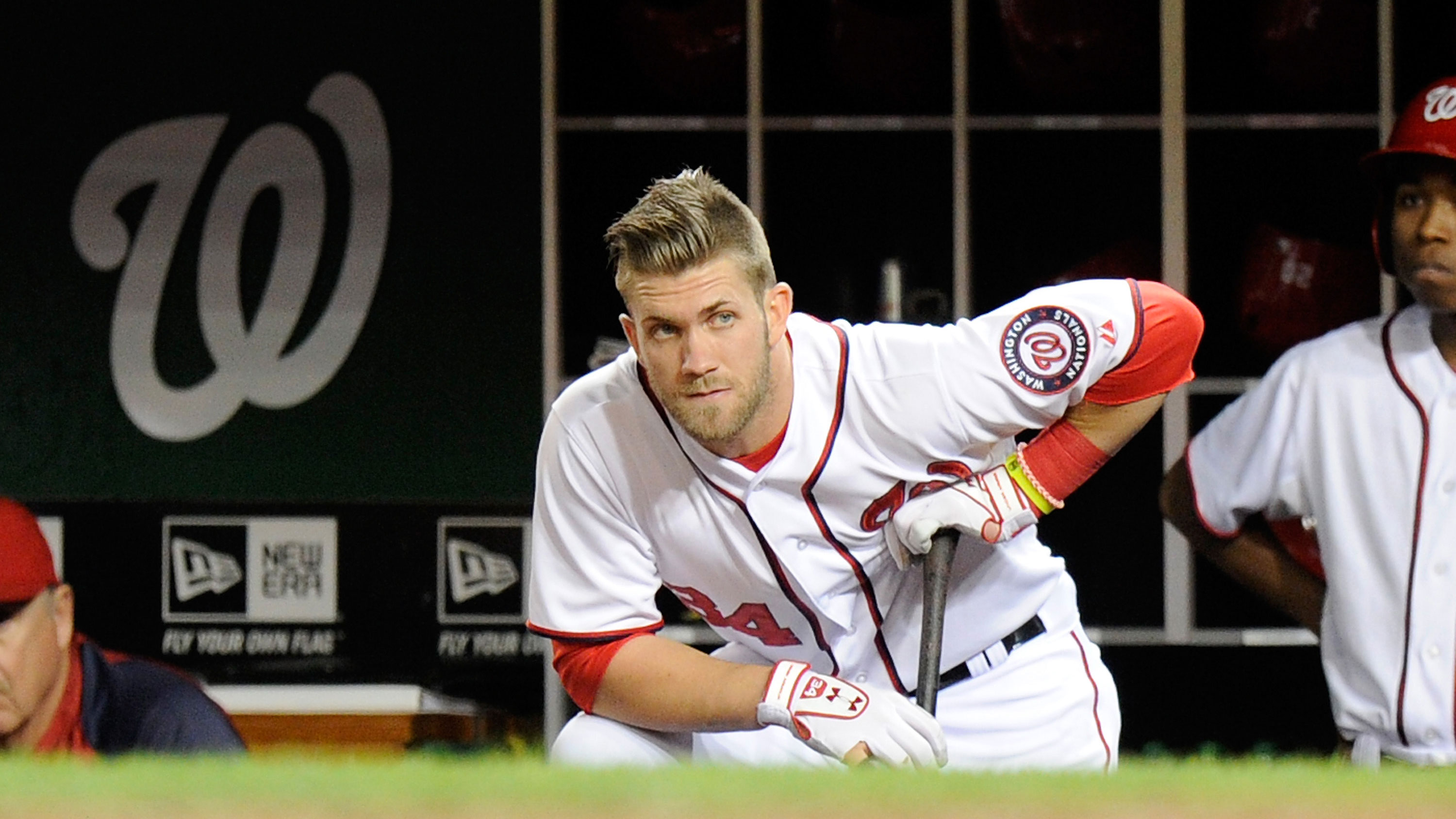 40 Bryce Harper Hair Ideas Menhairstylistcom