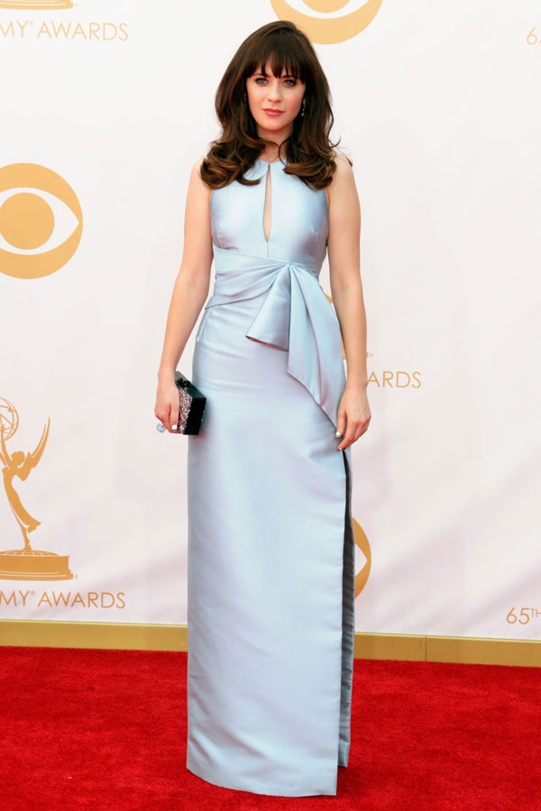 2013 emmy awards red carpet celebrity looks from the
