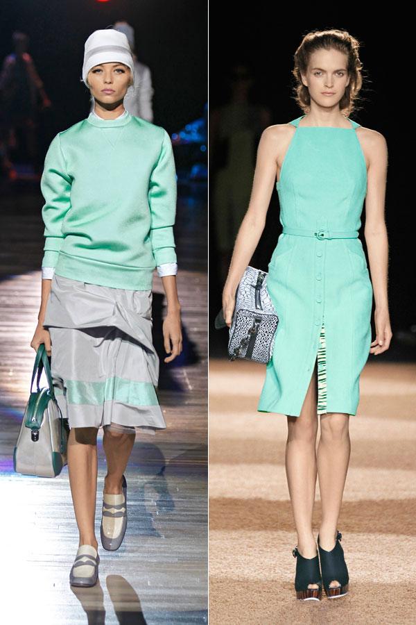 mint green clothing and accessories mint green fashion