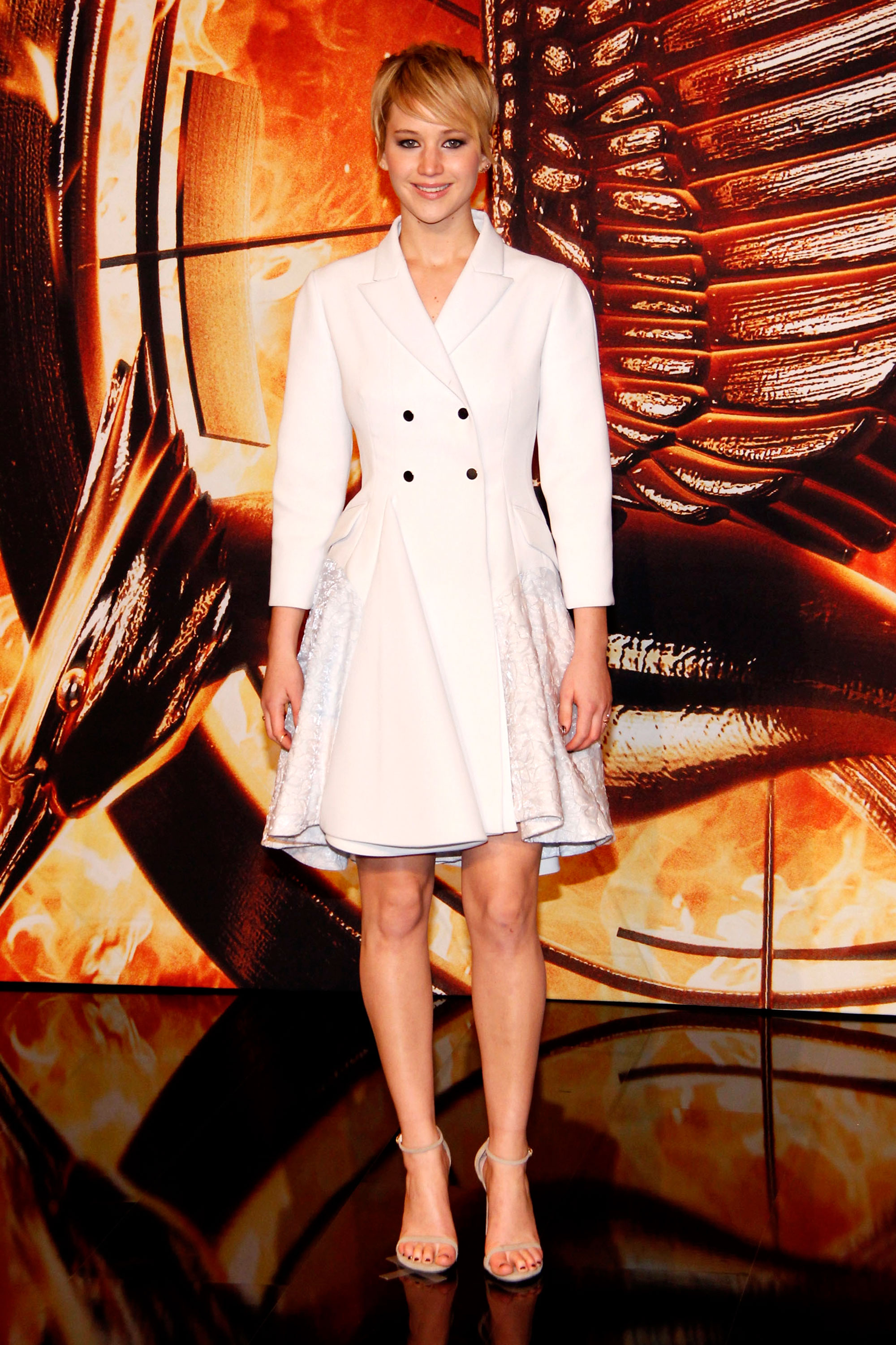 Celebrities Wear The New Look Christian Dior S Birthday