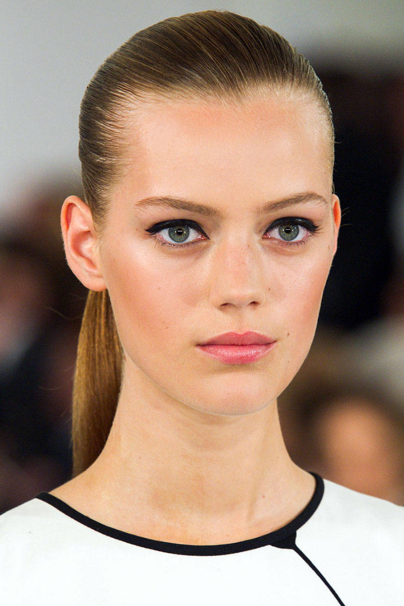 6 Best Hair And Makeup Tips From Spring 2015