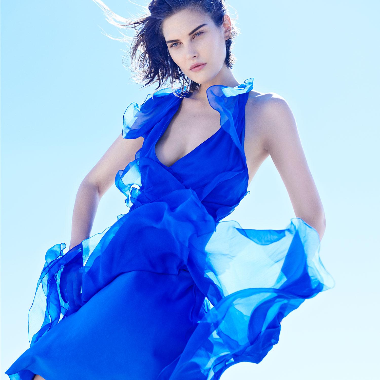 spring blue fashion shoot spring 2014 blue fashion editorial. Black Bedroom Furniture Sets. Home Design Ideas