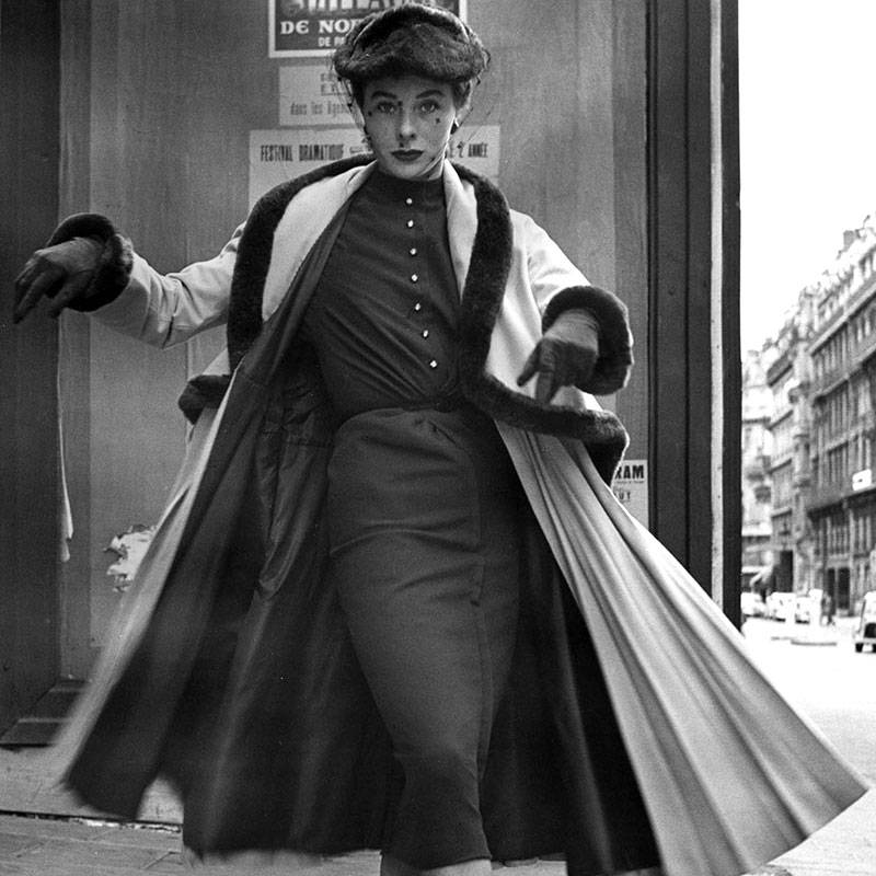 Truly Vintage Street Style