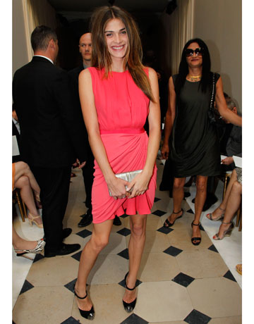 Best Dressed Celebrities Week of June 10th, 2011 - Red