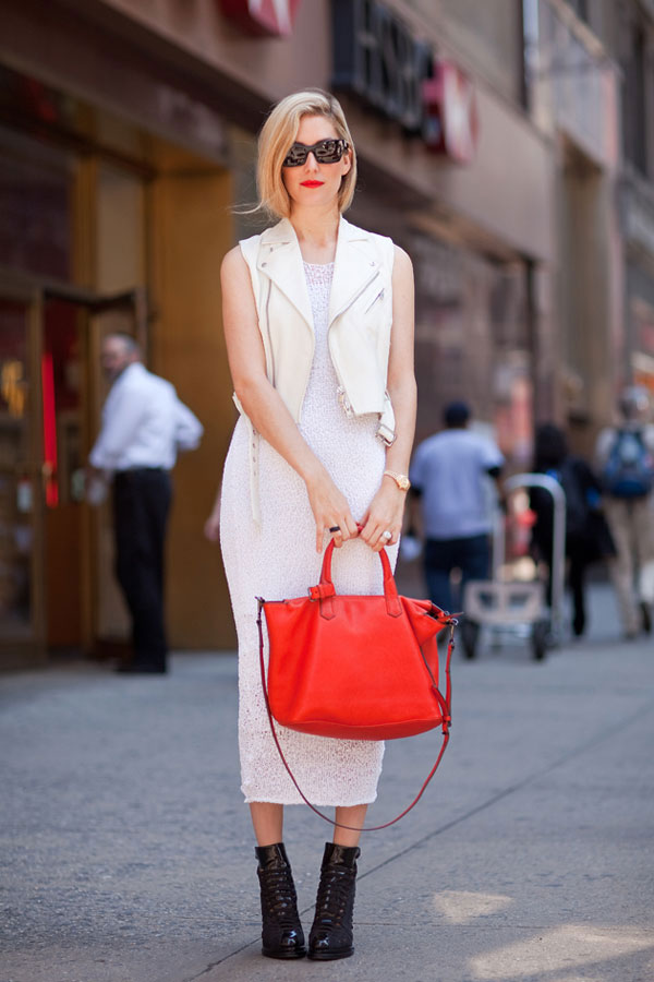 What To Wear With A Red Handbag | Luggage And Suitcases