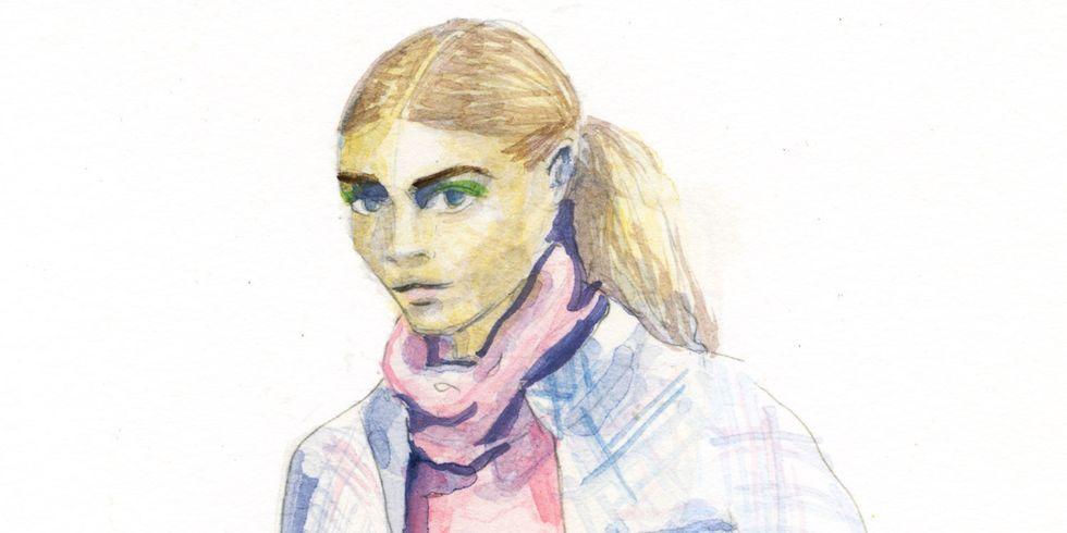 Fashion - Magazine cover