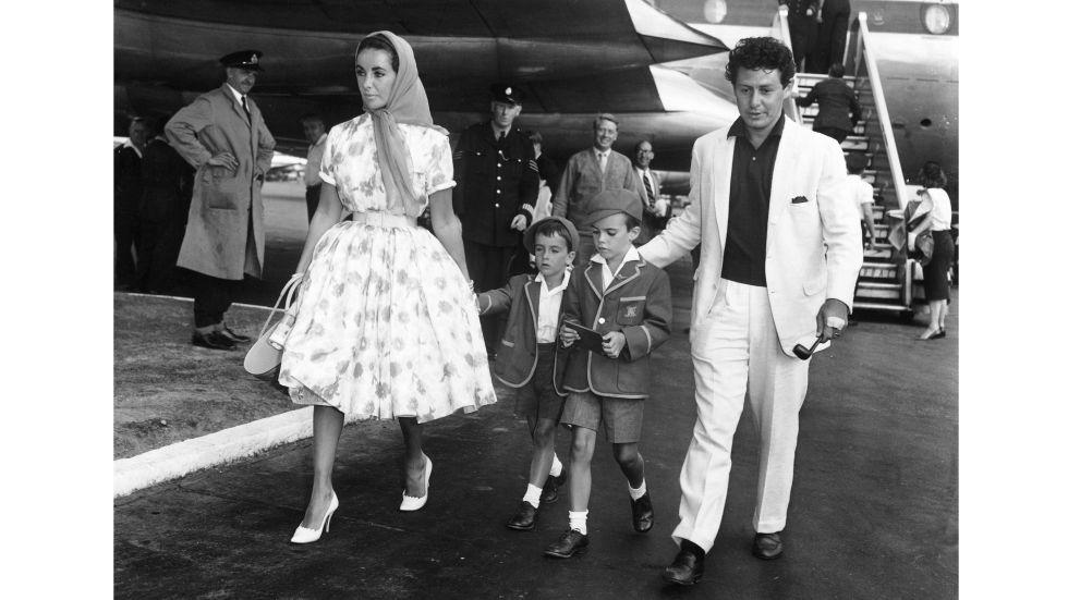 Elizabeth Taylor, 1958