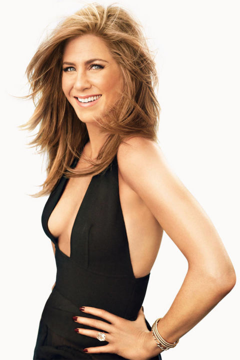 Jennifer Aniston Opens Up About Justin Theroux and Her New ...