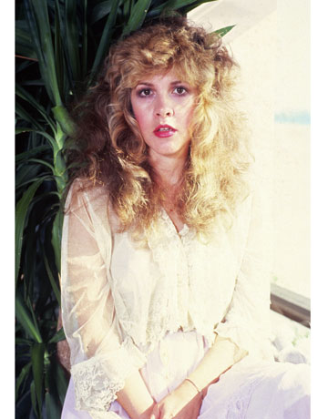Pleasant Stevie Nicks Style Through The Years Style Photos Of Stevie Nicks Short Hairstyles Gunalazisus