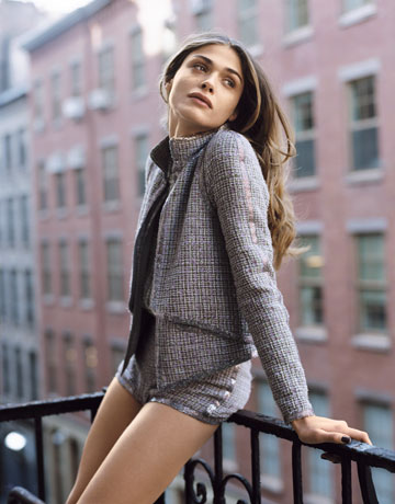 Elisa Sednaoui Style Pictures