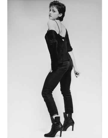 Madonna Iconic Fashion Looks Photos - Madonna Famous Outfits Pics