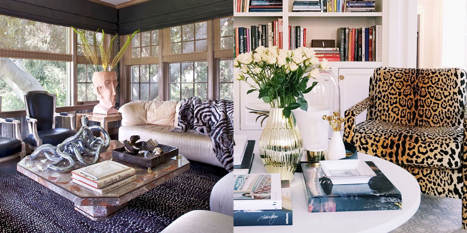 Chic Coffee Table Inspiration - How to Style Your Coffee Table on Coffee Table Inspiration  id=62476