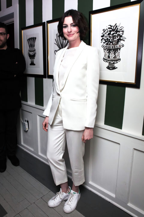Anne Hathaway for Harper's Bazaar's New